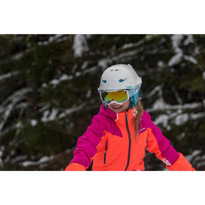 Casque de ski et de snowboard enfant Stream 500 JR noir. - 1245294
