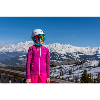 Sous-vêtement haut de ski enfant 2WARM - 1245297