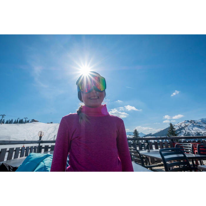 Sous-vêtement haut de ski enfant 2WARM - 1245301