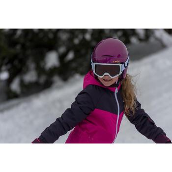 Casque de ski et de snowboard enfant H 400 JR blanc. - 1245305