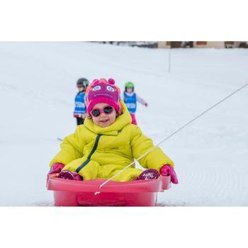 Schneeanzug Luge 100 Baby rosa