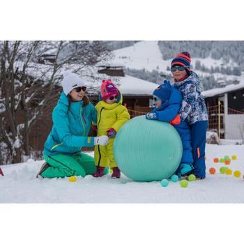 BONNET DE SKI ENFANT MIXYARN MARINE - 1245320