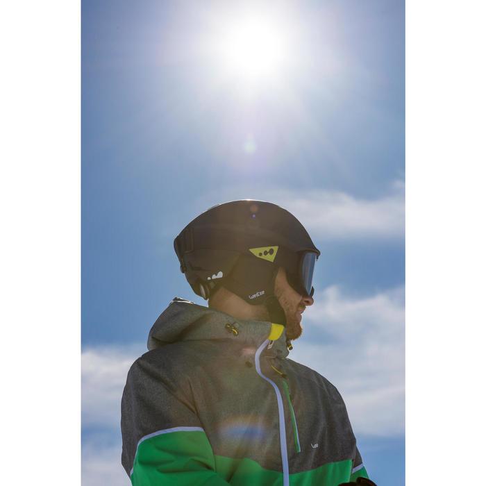 Skibrille G 500 Schönwetter schwarz