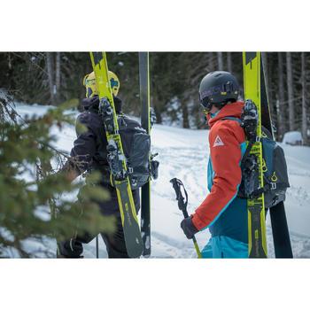 Pantalon de ski freeride homme free 900 noir - 1245369