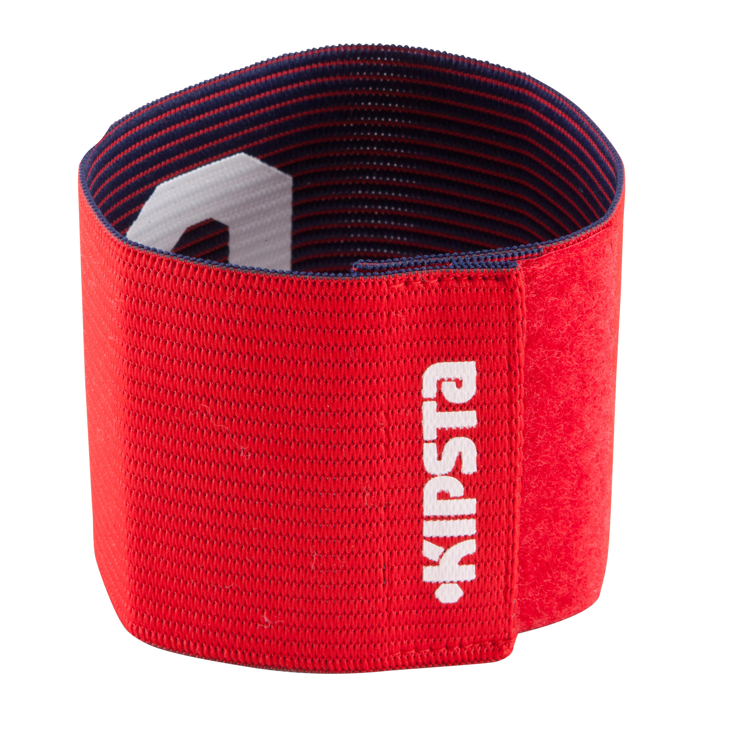 Reversible Captain's Armband - Red/Purple.