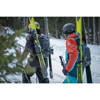 Pantalon de ski freeride homme free 900 noir - 1245382