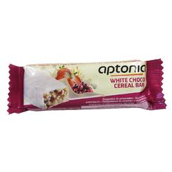 Barrita Cereales Triatlón Aptonia Chocolate Blanco Fresa Arándanos 32 G