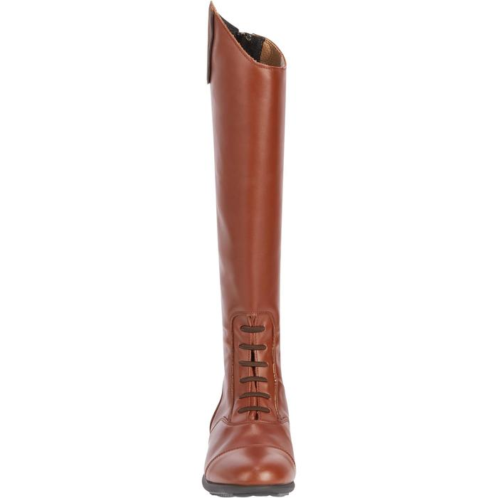Bottes cuir équitation adulte LB 900 - 1245472