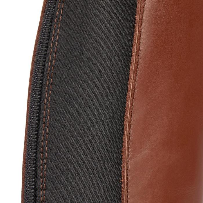 Bottes cuir équitation adulte LB 900 - 1245473