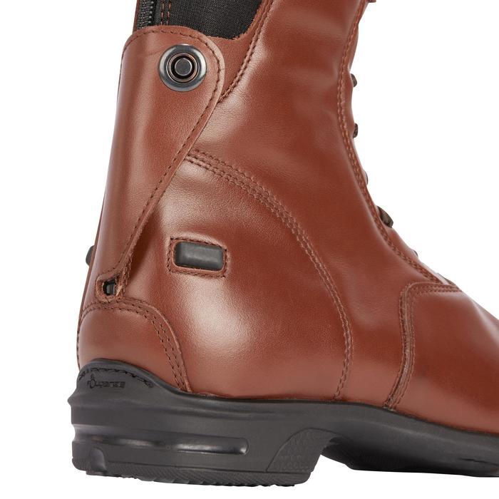 Bottes cuir équitation adulte LB 900 - 1245474