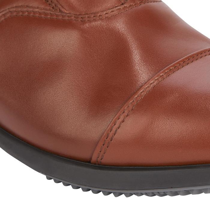 Bottes cuir équitation adulte LB 900 - 1245475