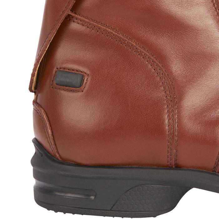 Bottes cuir équitation adulte LB 900 - 1245479