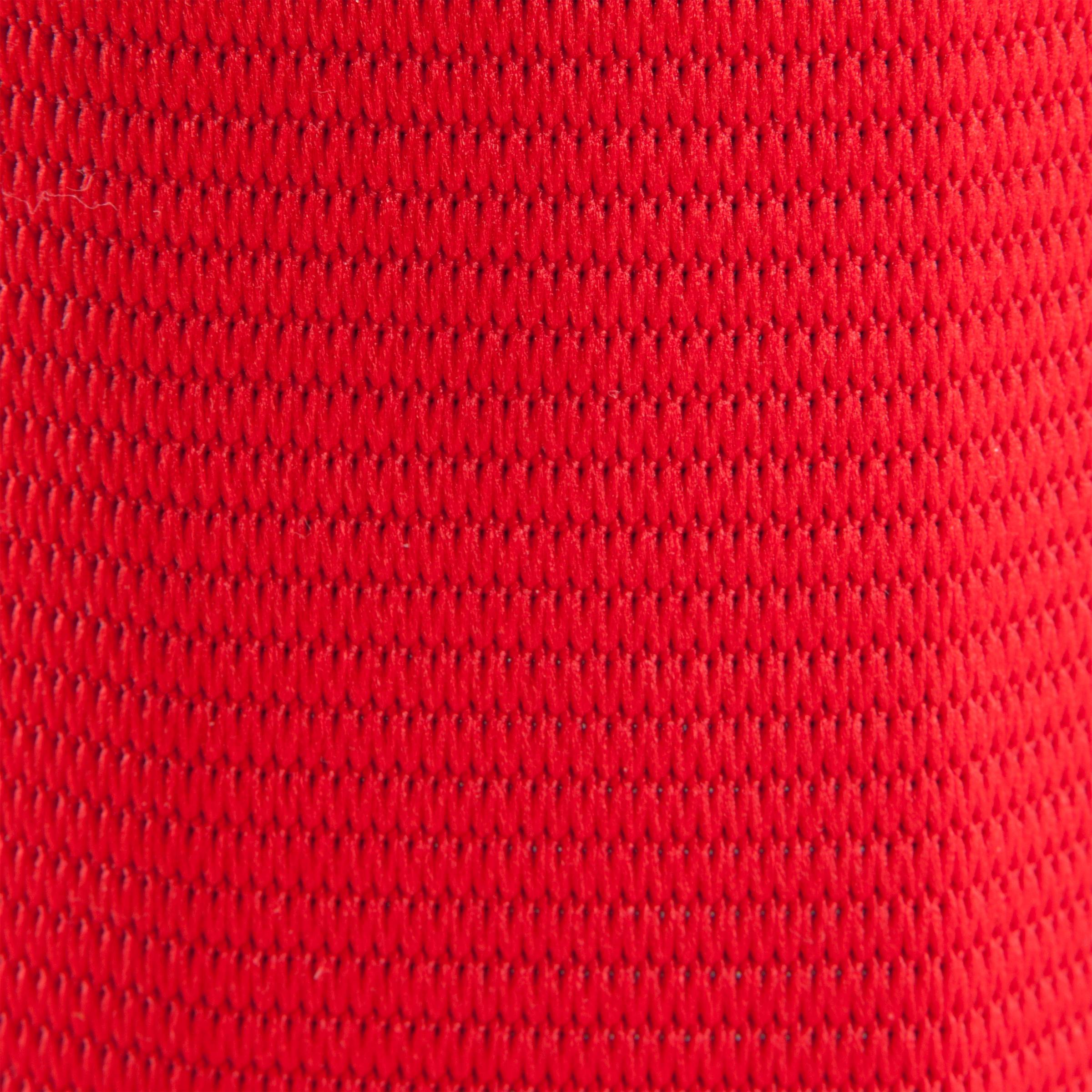 Brassard de capitaine réversible rouge violet