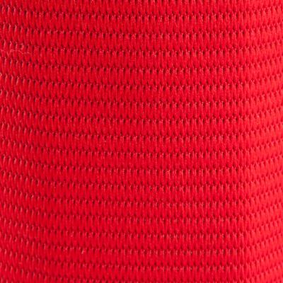 Пов'язка капітанська, двостороння - Червона/Фіолетова