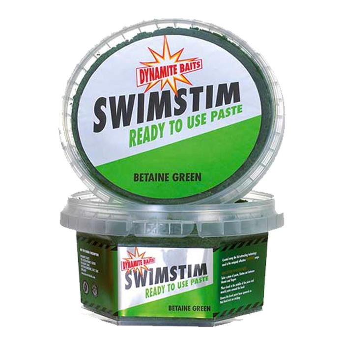 PASTA PARA ANZOLAR PESCA AL COUP SWIM STIM READY TO USE PASTE BETAINE GREEN