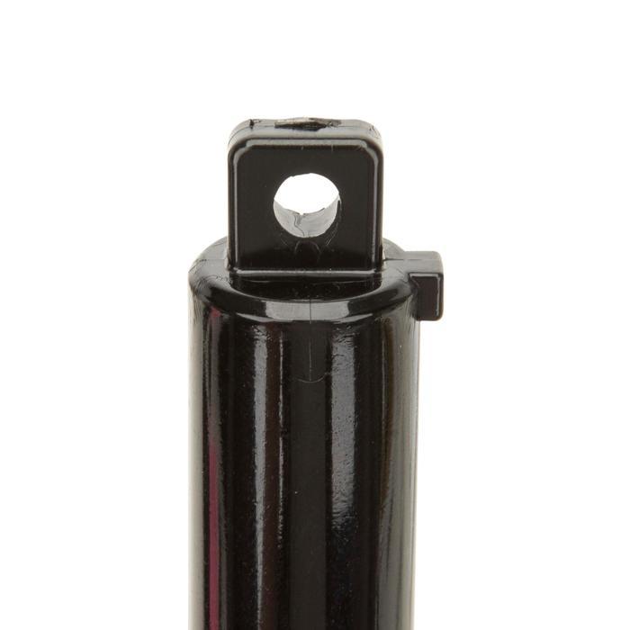 Ruderdolle Polyamid Durchmesser 51mm schwarz