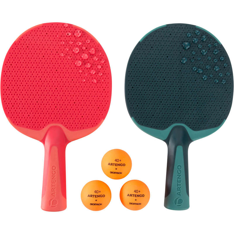 İÇ MEKAN MASA TENİSİ RAKETLERİ Tenis - PPR130 MASA TENİSİ SETİ PONGORI - Masa Tenisi