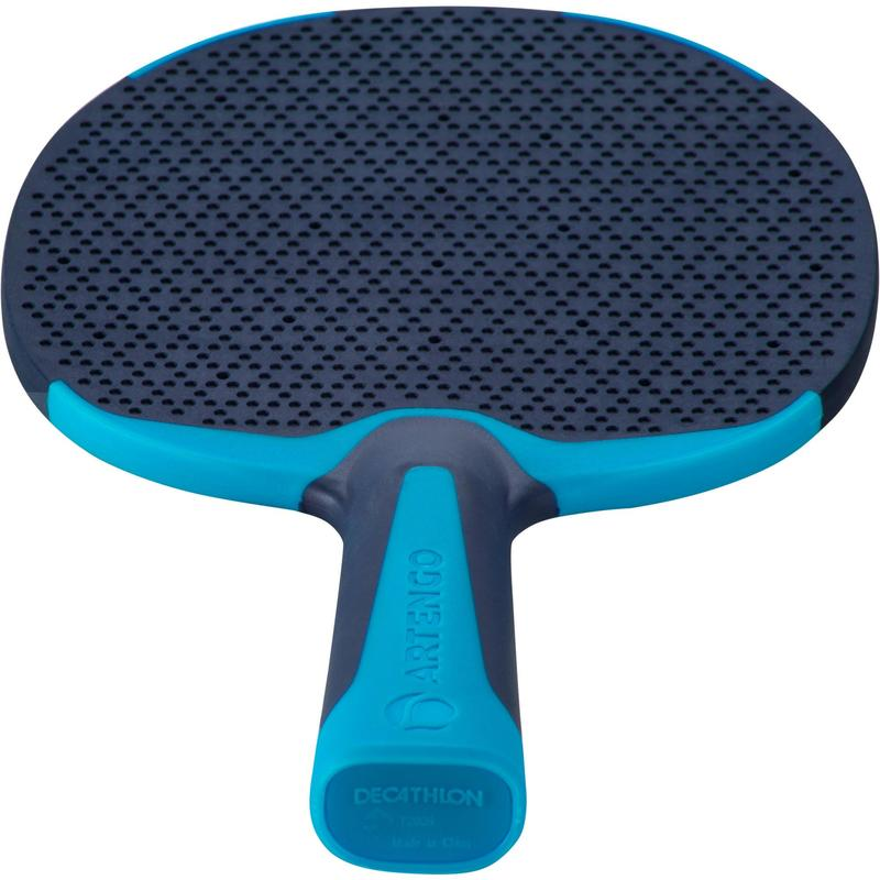 Fr 130 Ppr 130 Outdoor Free Table Tennis Bat Artengo