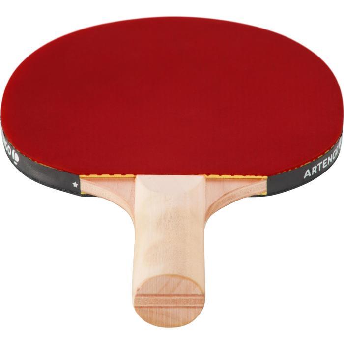SET TENNIS DE TABLE FREE DE 2 RAQUETTES PPR 100 SMALL ET 3 BALLES - 1245809