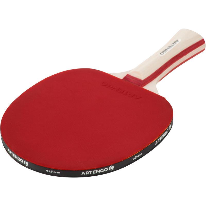 Raquette de tennis de table free ppr 130 fr 130 indoor decathlon martinique - Raquette de tennis de table decathlon ...