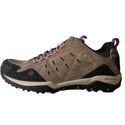 Leren wandelschoenen voor dames Columbia Pinecliff