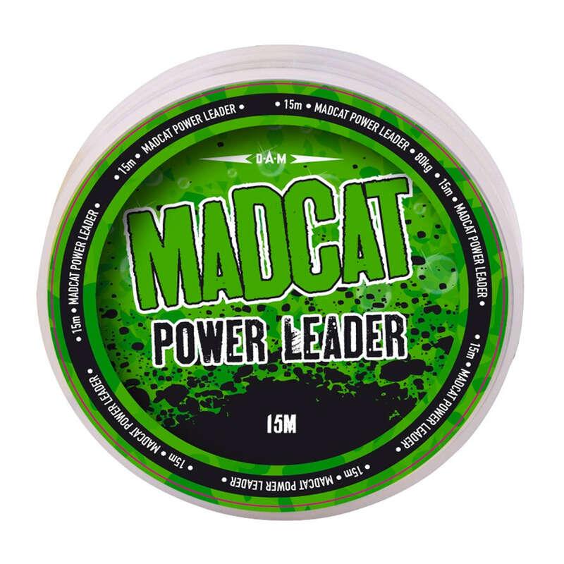 WĘDKARSTWO SUMOWE Wędkarstwo - POWER LEADER 100 KG 15 M MADCAT - Wędkarstwo sumowe