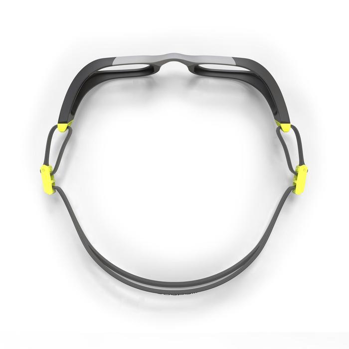 SELFIT MONTURE TAILLE S gris jaune - 1245880