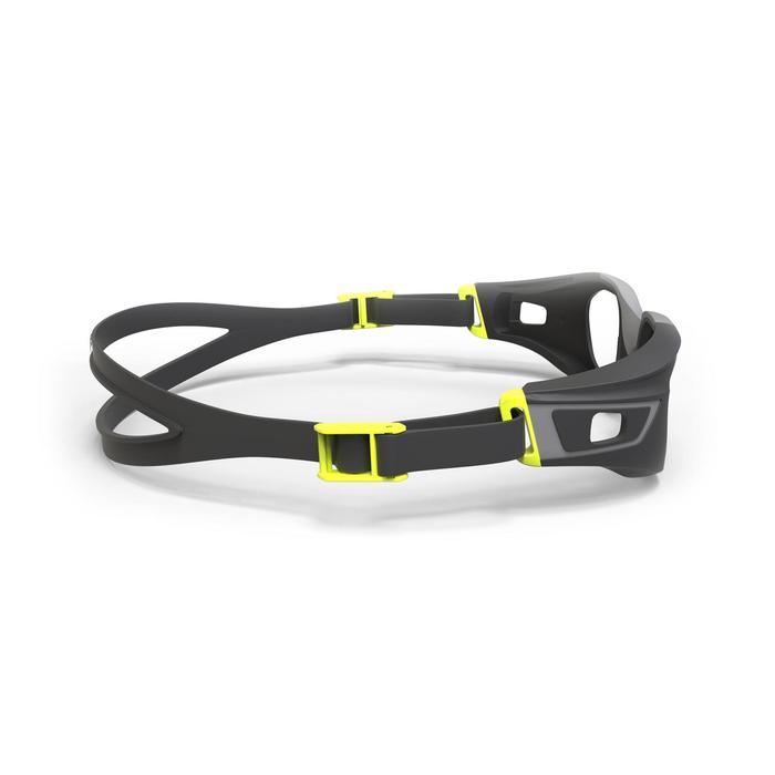 SELFIT MONTURE TAILLE S gris jaune - 1245881