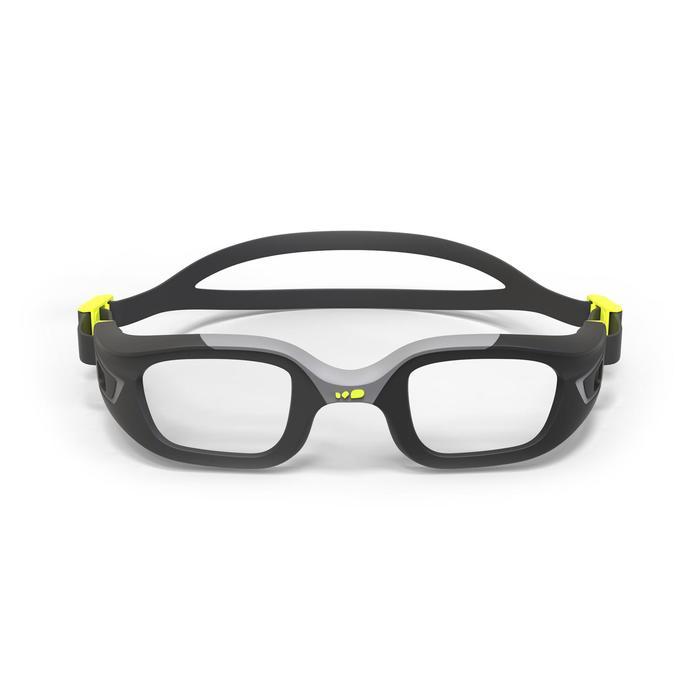 Brillengestell 500 Selfit S schwarz/grau