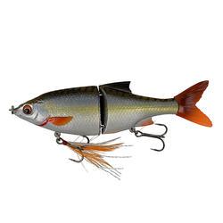 Kunstaas voor roofvissen 3D roach shine glider roach