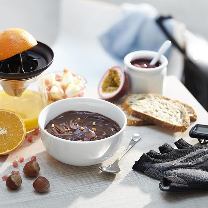 Crème énergétique ENERGY CREAM chocolat noisettes 3x100g - 1245895
