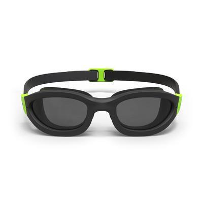 Gafas de natación EASYDOW negro verde Talla L