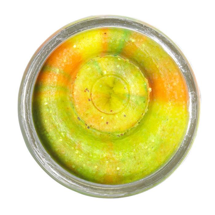 Forellendeeg Natural Scent Glitter look regenboog
