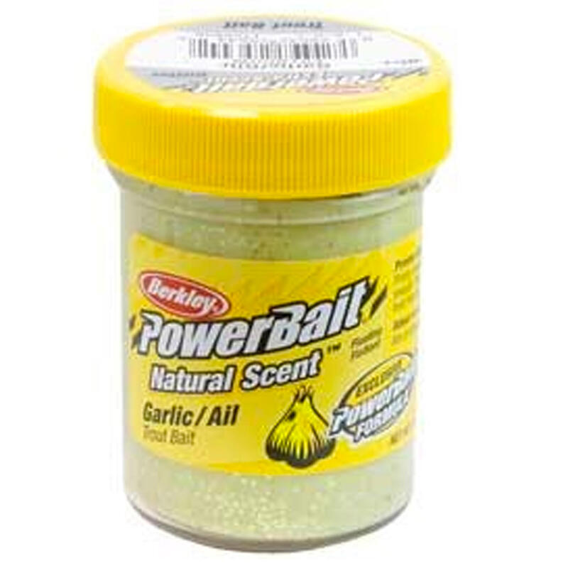 TROUT FISHING PASTE IN PONDS NATURAL SCENT GLITTERY GW
