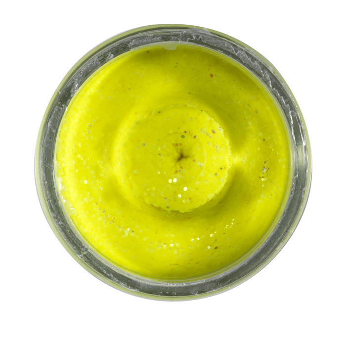 PÂTE À TRUITE NATURAL SCENT GLITTER GARLIC YELLOW - 1245976