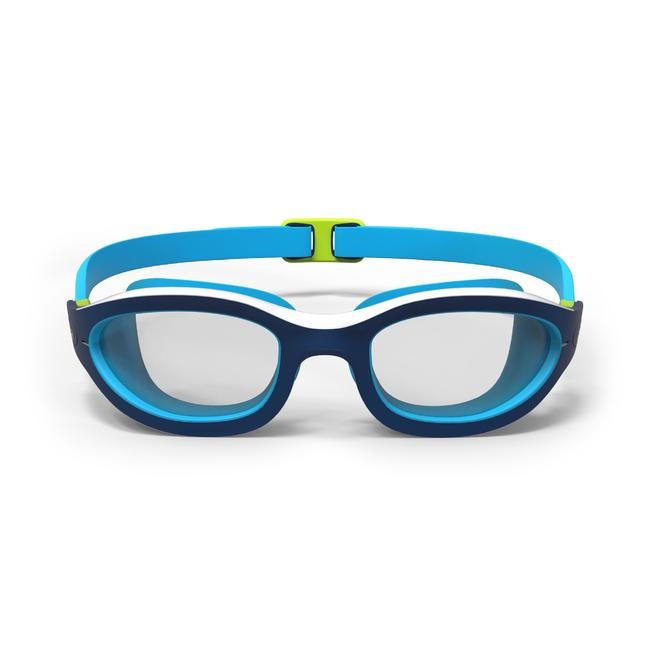 Swimming Goggles Easydow Large- Blue White