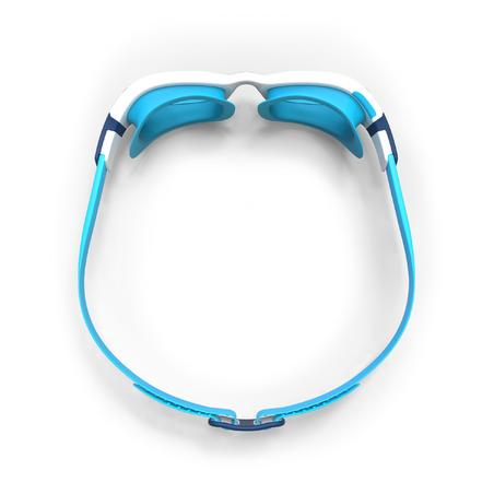 Goggles Natación Piscina Nabaiji Easydow Adulto Azul Cian Entrenamiento Antivaho