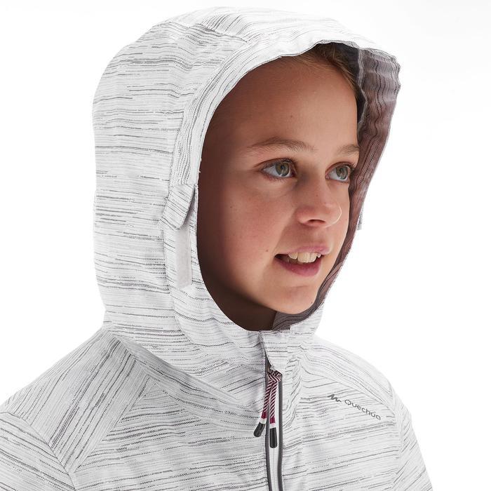 Veste de randonnée neige junior SH100 warm bleue - 1246031