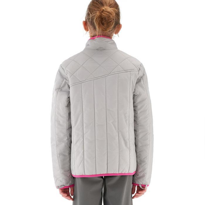 3-in-1-jacke Hike 900 warm Kinder Mädchen rosa