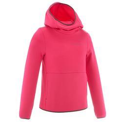 MH500 Kids' Hiking Sweatshirt