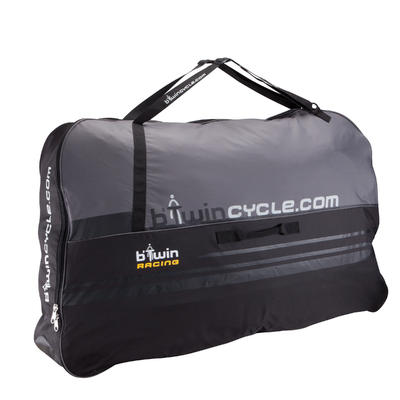 Funda para transportar la bici
