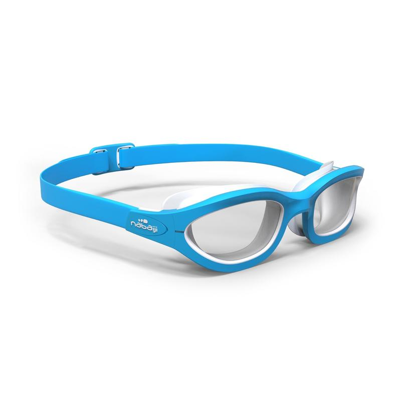 100 EASYDOW Swimming Goggles, Size S - Blue