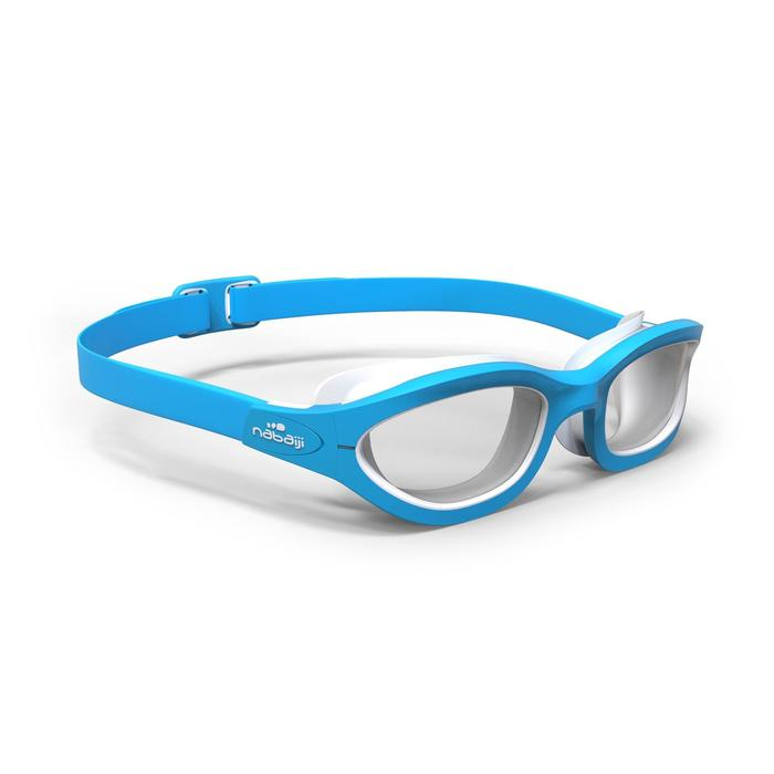 Easydow Swimming Goggles Size S - Blue