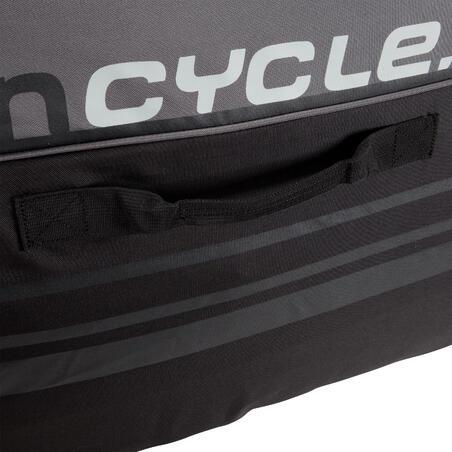 1 velosipēda pārvadāšanas pārsegs