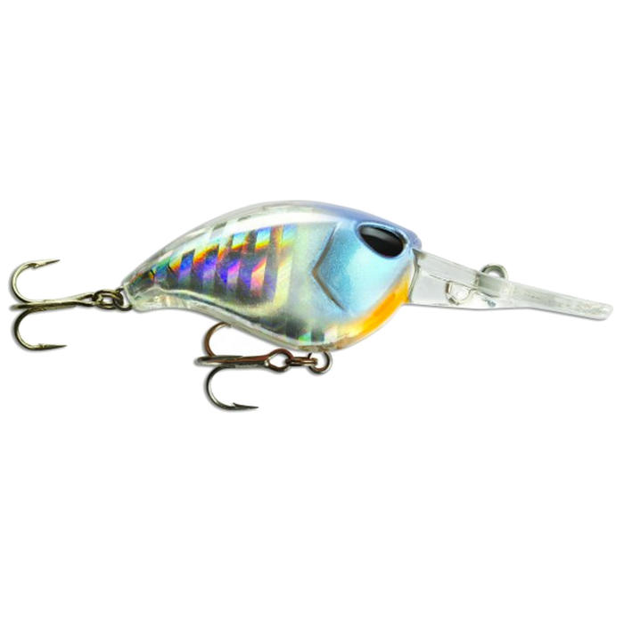 Wobbler Gomoku Crank 38 F Metallic Blue Prawn
