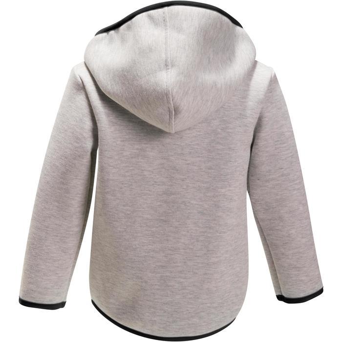 Veste chaude zippée capuche Gym baby - 1246320