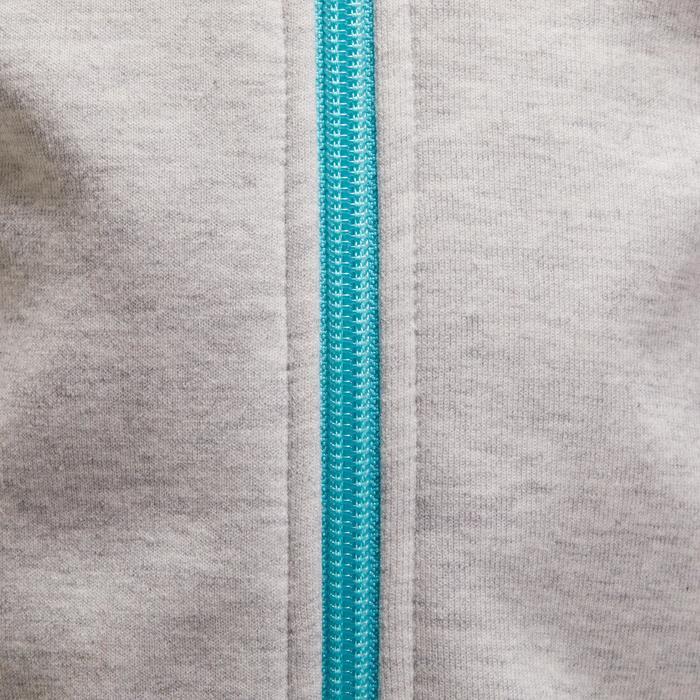 Veste chaude zippée capuche Gym baby - 1246325