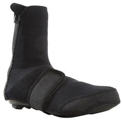100 Cycling Shoe Covers - Black