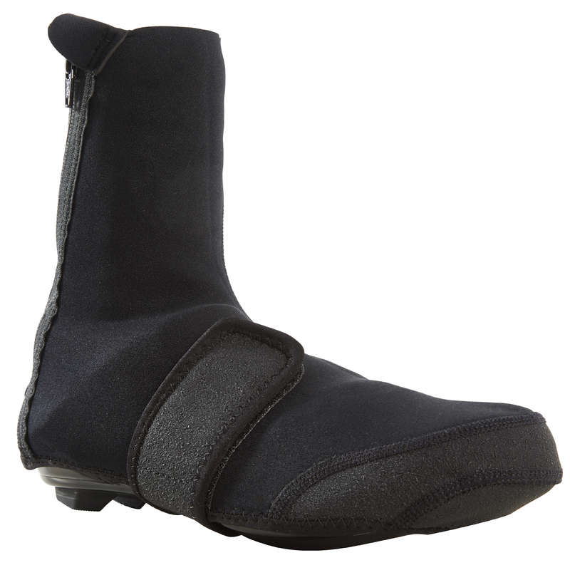 OVERSHOES Cycling - 100 Neoprene Cycling Overshoes VAN RYSEL - Cycling