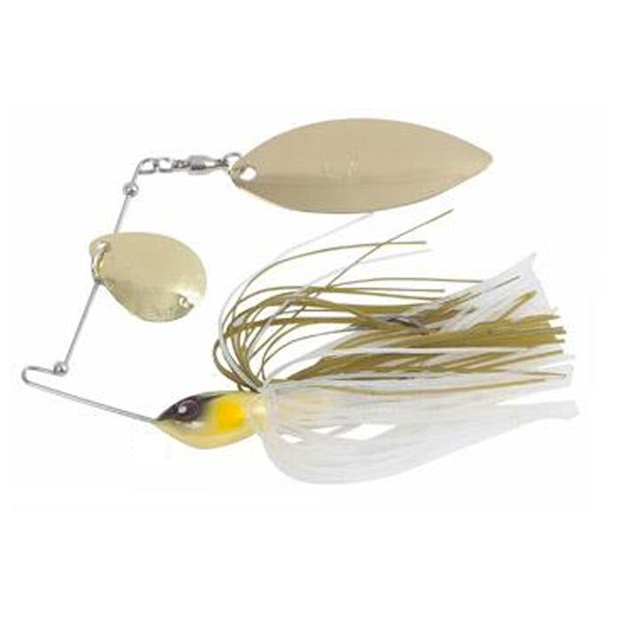 Spinnerbait voor roofvissen DB spin AYU 3/8 oz 10,6 g